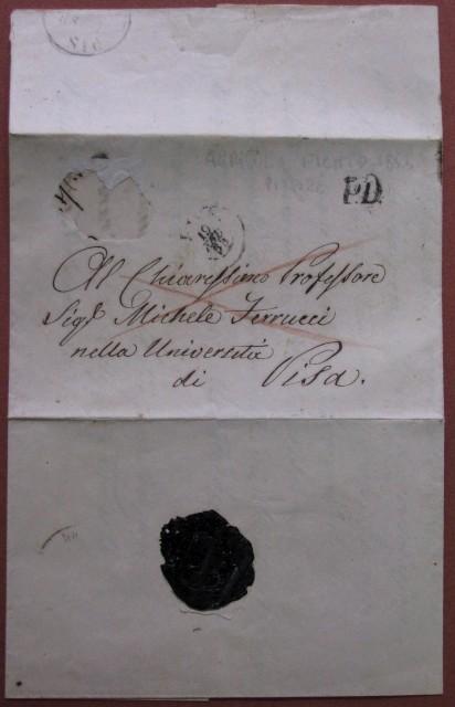 AGRICOLA FILIPPO (Roma 1795 - Roma 1857). Pittore italiano.