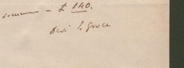 GROCCO PIETRO (Albonese, Pavia 1856 - Courmayeur 1916). Illustre medico e valorizzatore delle terme di Montecatini.