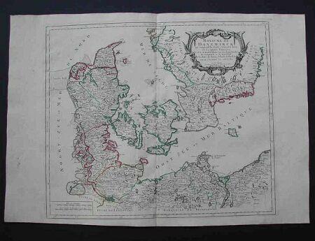 Royaume de Danemarck.