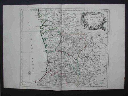 Partie septentrionale du royaume de Portugal.