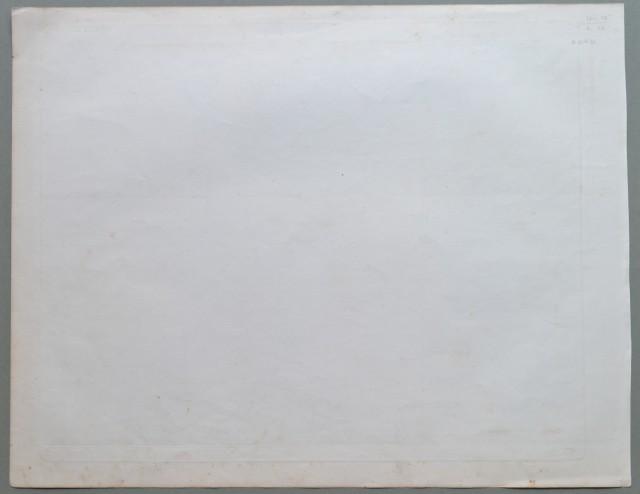 LOMBARDIA. Bella carta dai confini colorati raffigurante l'intera regione e parte del Veneto