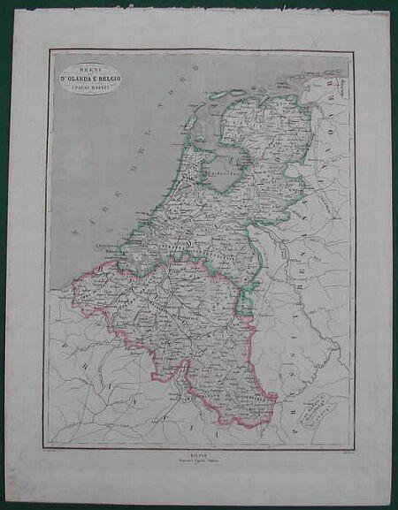 Regni d'Olanda e Belgio (Paesi Bassi).