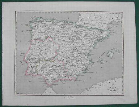 Spagna Antica.