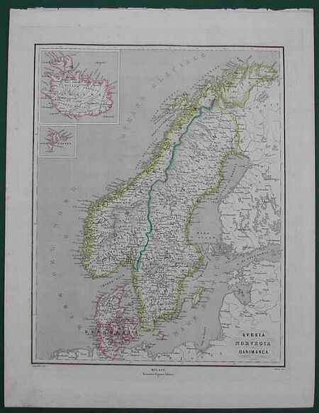 Svezia, Norvegia e Danimarca.