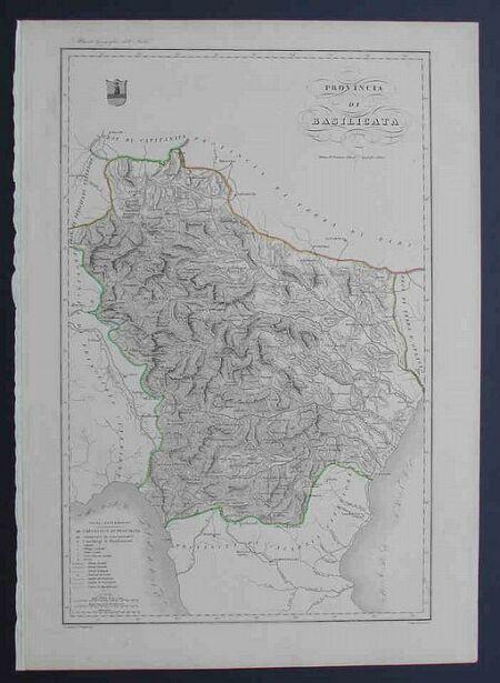 "'""Provincia di Basilicata'""."