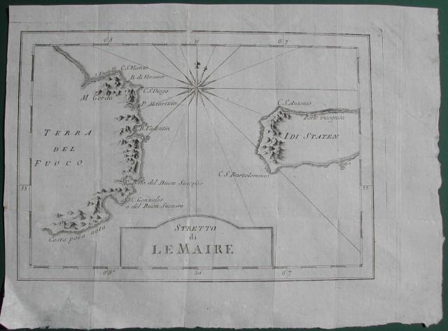Stretto di Le Maire