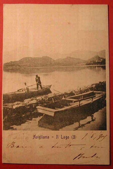 (Torino) Avigliana - Il lago