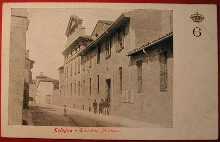 Bologna - Distretto Militare