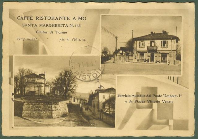 SANTA MARGHERITA. Torino.