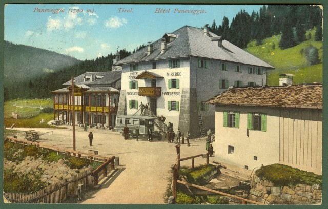 Trentino. Tirolo. Paneveggio.