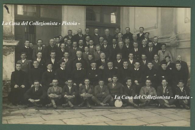Torino. Chieri. Casa della Missione La Pace. Cartolina fotografica, circa 1910.
