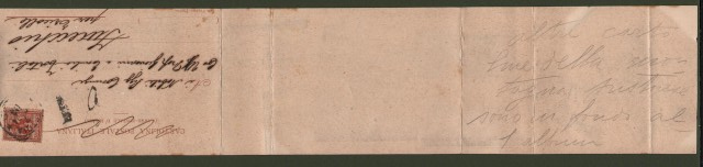 (Toscana) RICORDO DI PISTOIA. Cartolina d'epoca tripla raffigurante l'ospedale del Ceppo ed i fregi robbiani. Viaggiata nel 1904.