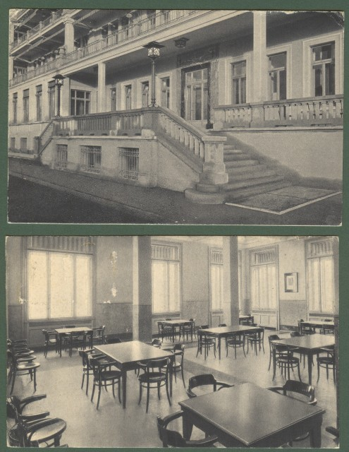 PRA CATINAT. Sanatori Agnelli