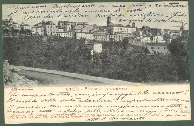 CHIETI. Panorama