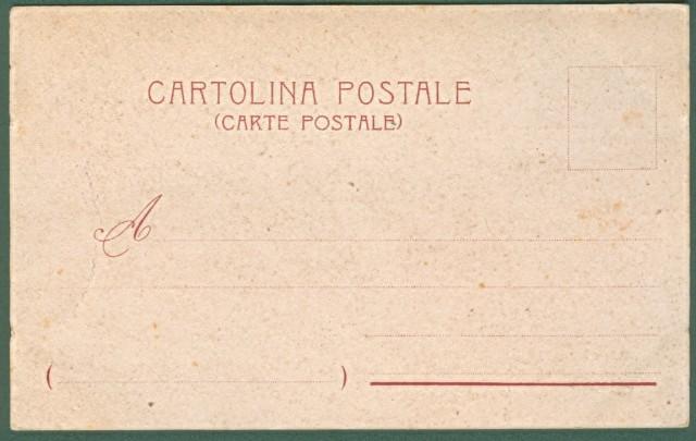 FRASCATI, Roma. Stazione ferroviaria. Cartolina d'epoca non viaggiata, inizio '900