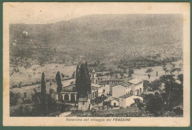 FRASSINE, Trentino. Panorama