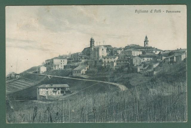 Piemonte. AGLIANO D'ASTI, Alessandria.