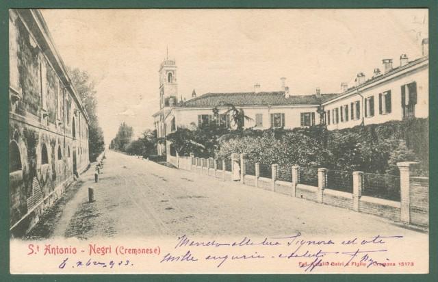 Lombardia. S. ANTONIO NEGRI, Cremona.