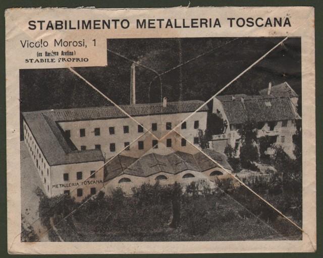FIRENZE. STABILIMENTO METALLERIA TOSCANA.