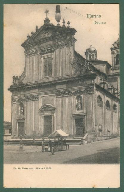 Lazio. CIVITA LAVINIA, Roma. Cartolina d'epoca non viaggiata, circa 1920