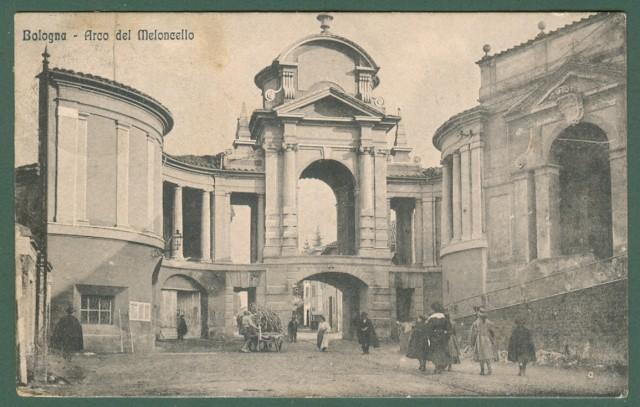 Emilia Romagna. BOLOGNA. Arco del Meloncello.