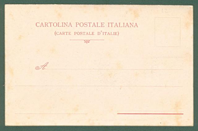 Toscana. PRACCHIA, Pistoia. Albergo Appennino. Cartolina d'epoca non viaggiata, inizio '900