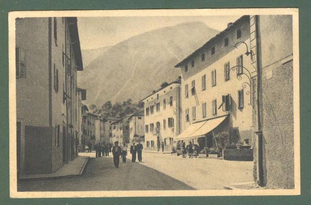 Trentino. CALDONAZZO, Trento. Cartolina d'epoca viaggiata nel 1948.