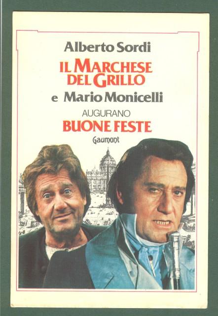IL MARCHESE DEL GRILLO, film di M. Monicelli con Alberto Sordi.