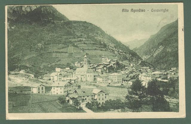 Veneto. ALTRO AGORDINO - CONCENIGO (Belluno)