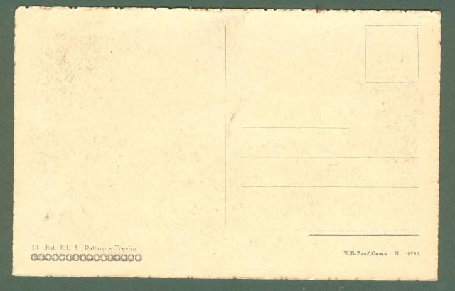 Veneto. TREVISO. La Roggia. Cartolina d'epoca non viaggiata, circa 1920.