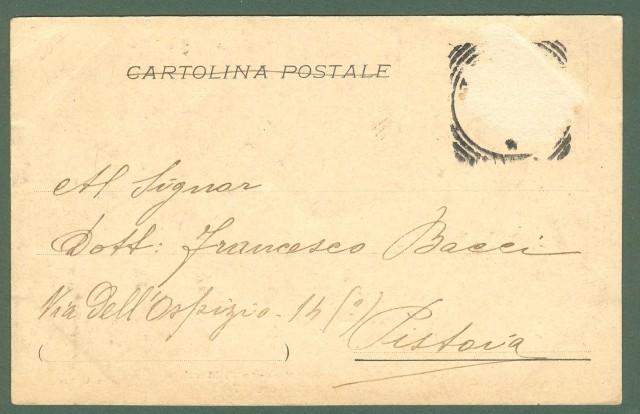 Veneto. TREVISO. Le Loro Maestà a Treviso (al ponte S. Martino) 27 agosto 1903.