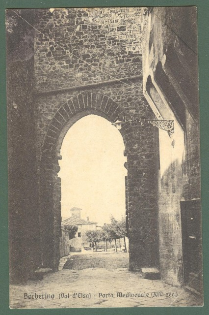 Toscana barberino val d 39 elsa firenze porto medievale - Porta cartoline ...