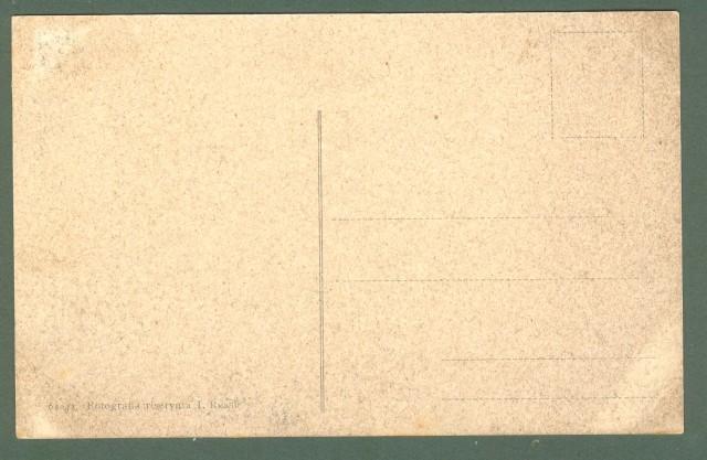 Toscana. SINALUNGA, Siena. Panorama. Cartolina d'epoca non viaggiata, circa 1920.