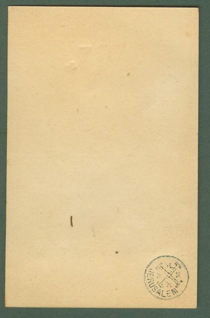 RICORDO DI TERRASANTA. JERUSALEM, FLEURS DE BETHLEEM,  Fine '800 - inizio '900