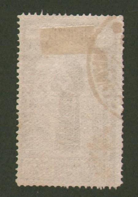 Regno d'Italia. 1931. 7'° centenario della morte di S. Antonio. Valore da lire 5 + 2,50 oliva bruno (Sassone 298).