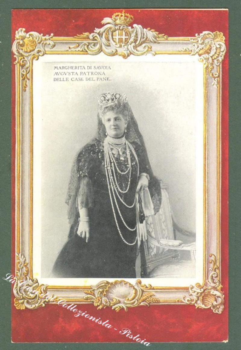 CASE DEL PANE. Cartolina d'epoca, inizio '900