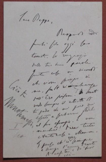 TAMASSIA NINO (Revere, Mantova, 1860 '– Padova 1931). Senatore ed insigne giurista