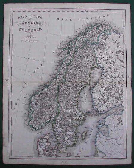 Regno Unito di Svezia e Norvegia.