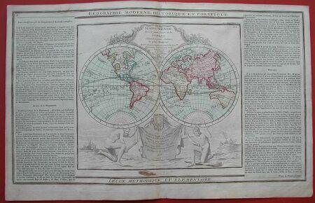 """MAPPAMONDO, '""""Mappe Monde'""""."""
