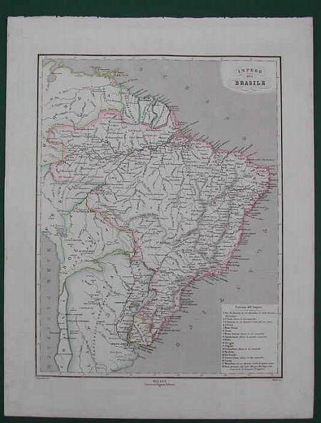 Impero del Brasile.