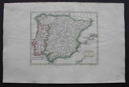 Spagna e Portogallo.