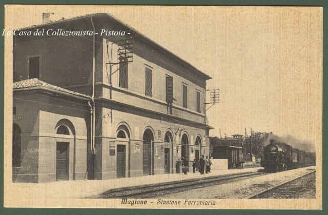 Magione - Stazione Ferroviaria.