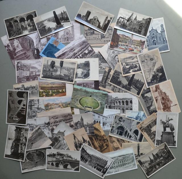 Veneto - VERONA - cartoline depoca