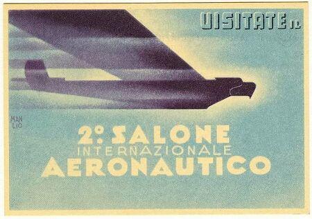 Visitate il 2'° Salone Internazionale Aeronautico di Mila no