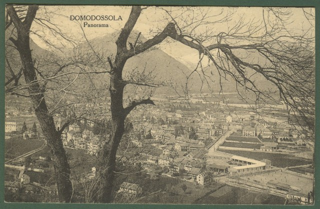 DOMODOSSOLA (Novara). Panorama