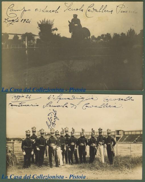PINEROLO (Torino). Scuola di cavalleria.