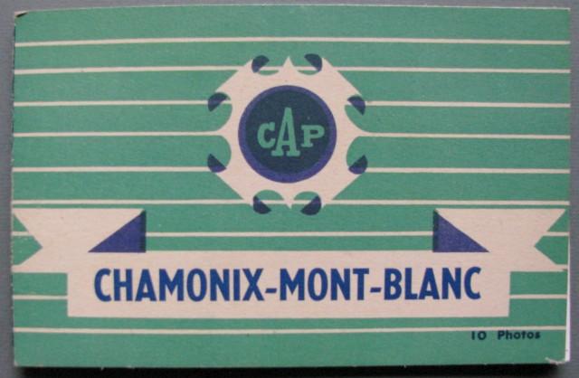 MONTE BIANCO. CHAMONIX.