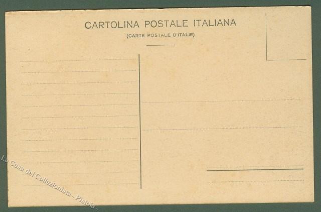 ABRUZZO. LANCIANO (Chieti). Piazza Plebiscito. Cartolina d'epoca, non viaggiata, circa 1910