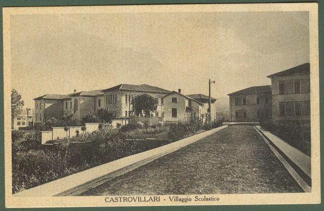 (Calabria - Cosenza) CASTROVILLARI. Villaggio Scolastico.