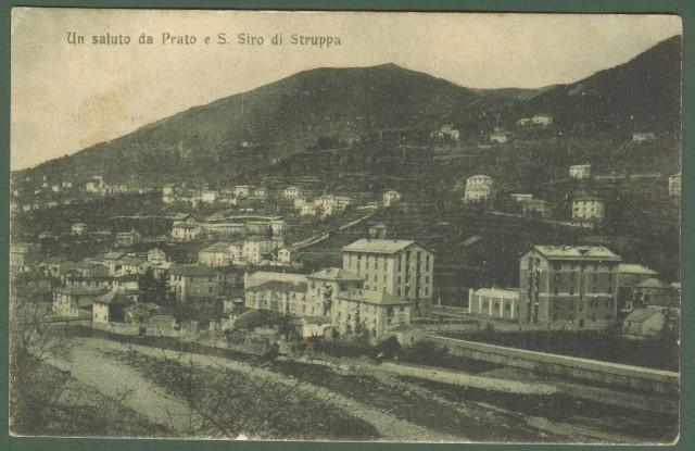 SAN SIRO DI STRUPPA, Genova.